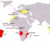 portugués en el mundo